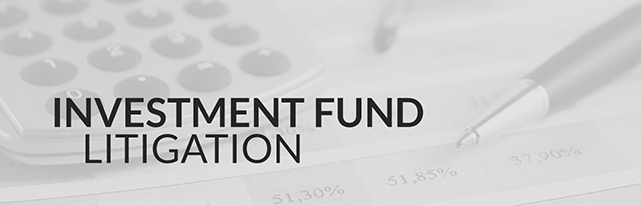 Investment Fund Litigation