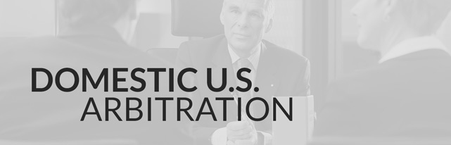 Domestic U.S. Arbitration