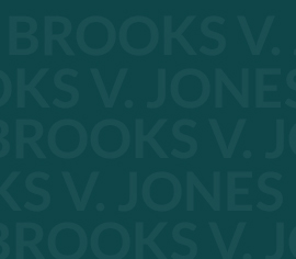 Brooks v. Jones